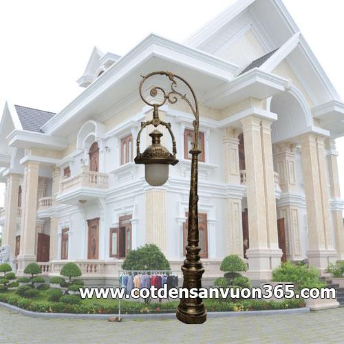 Cột đèn trang trí sân vườn, biệt thự HANA
