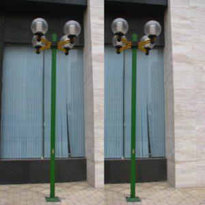Cột đèn sân vườn Arelquin