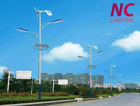Đèn đường cao áp VERNA lắp đặt cho hệ thống chiếu sáng đường phố