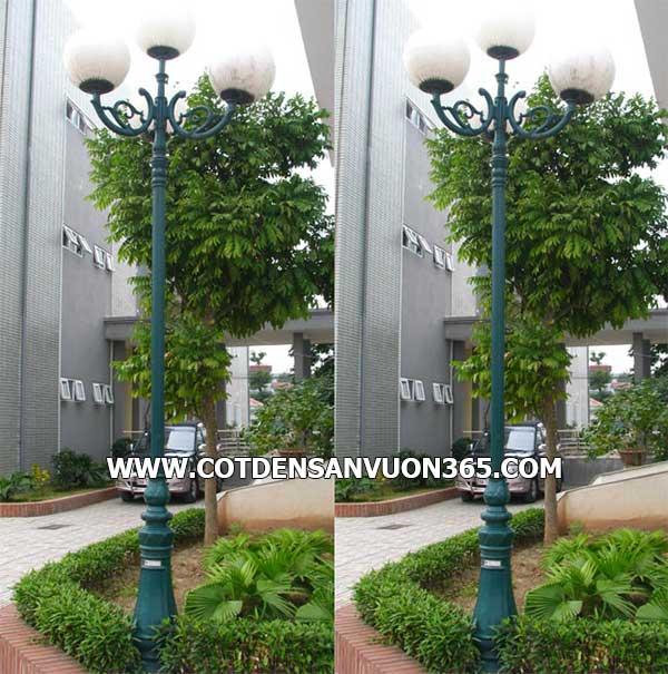 Báo giá cột đèn sân vườn DC-06