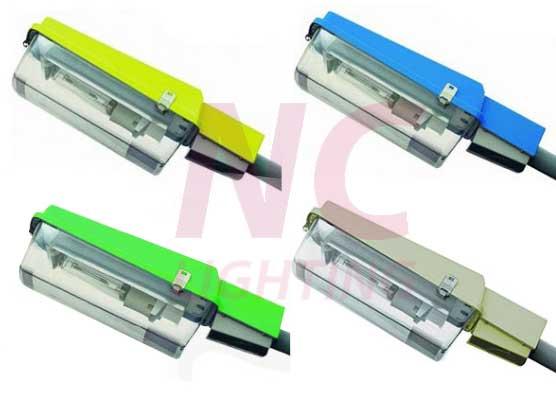 Màu sắc đèn đường cao áp INDU