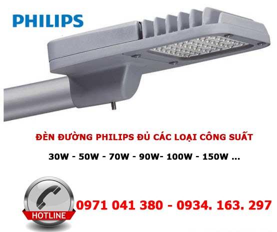 Giá đèn đường Philips