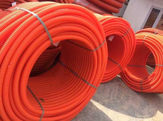 Báo giá ống nhựa xoắn HDPE