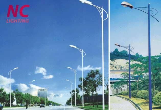 Ứng dụng sử dụng trong chiếu sáng đường phố