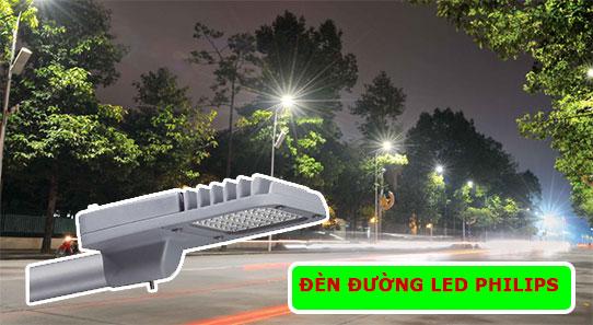 Đèn đường Philips giải pháp chiếu sáng đường phố thông minh