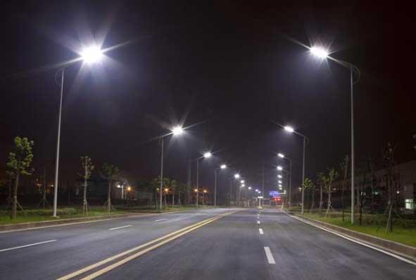 Sự cần thiết của đèn led cao áp chiếu sáng đường phố