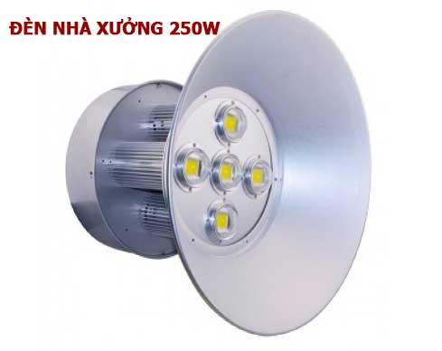 Hình ảnh đèn nhà xưởng 250W