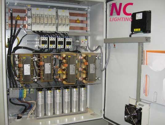 Tủ điện chiếu sáng thông minh