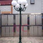 Báo Giá Cột Đèn Sân Vườn