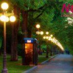Những mẫu cột đèn sân vườn hot không thể bỏ qua năm 2018