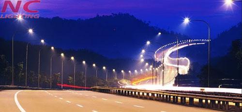 Hệ thống đèn led chiếu sáng đô thị