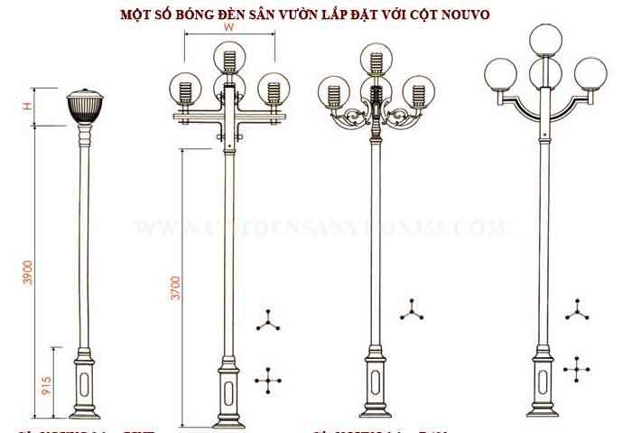 cột-đèn-sân-vườn-nouvo-1