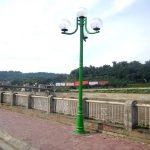 Địa chỉ bán cột đèn sân vườn tại Bắc Giang uy tín
