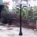 Top 9 trụ đèn sân vườn cao cấp đẹp chất lượng cao 2021